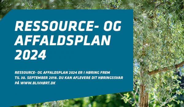 Udkast til Ressource- og Affaldsplan